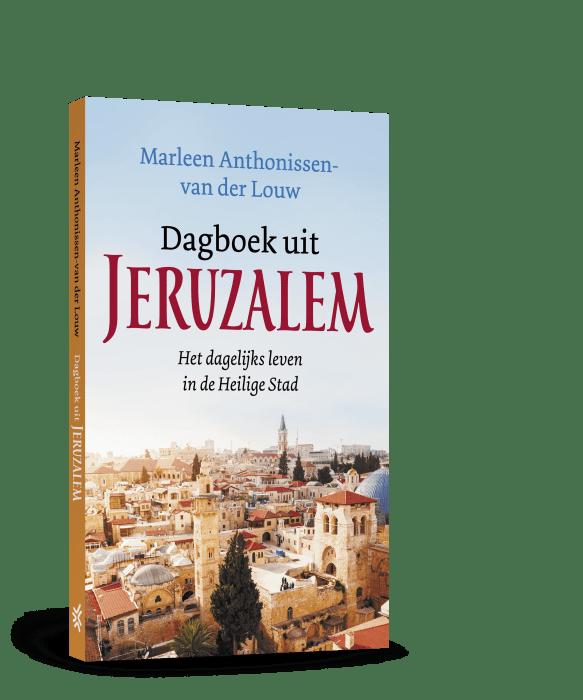 nieuwe theologieboeken: dagboek uit Jeruzalem