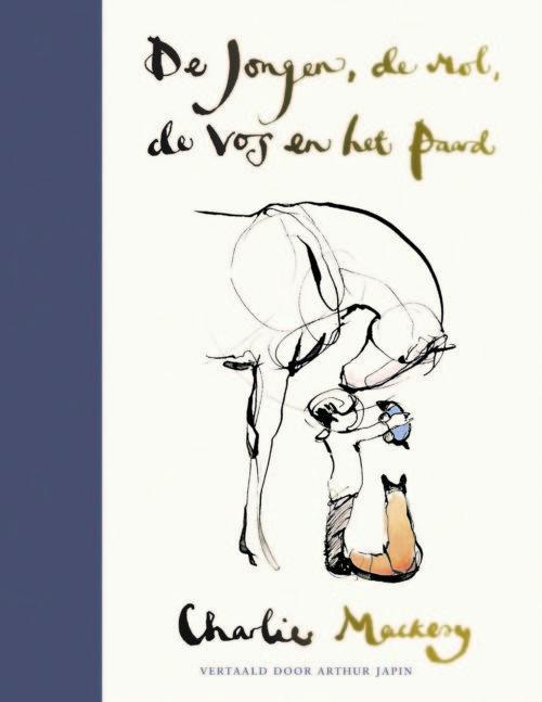 De jongen, de mol, de vos en het paard.cover.9789026623844