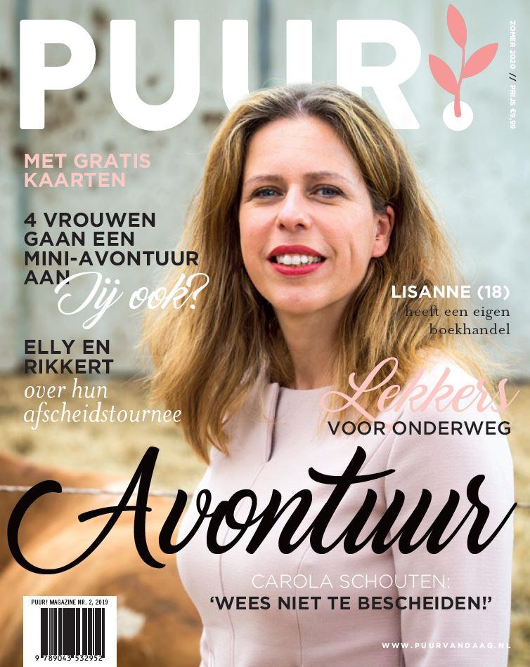 puur magazine voorjaar 2020