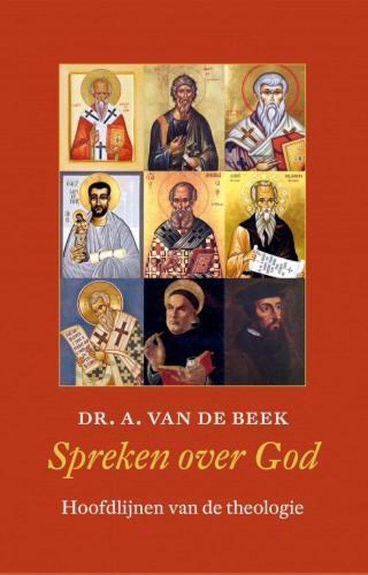 introductie bij spreken over god bram van de beek
