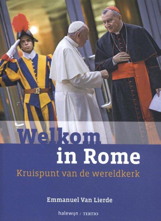 welkom in rome