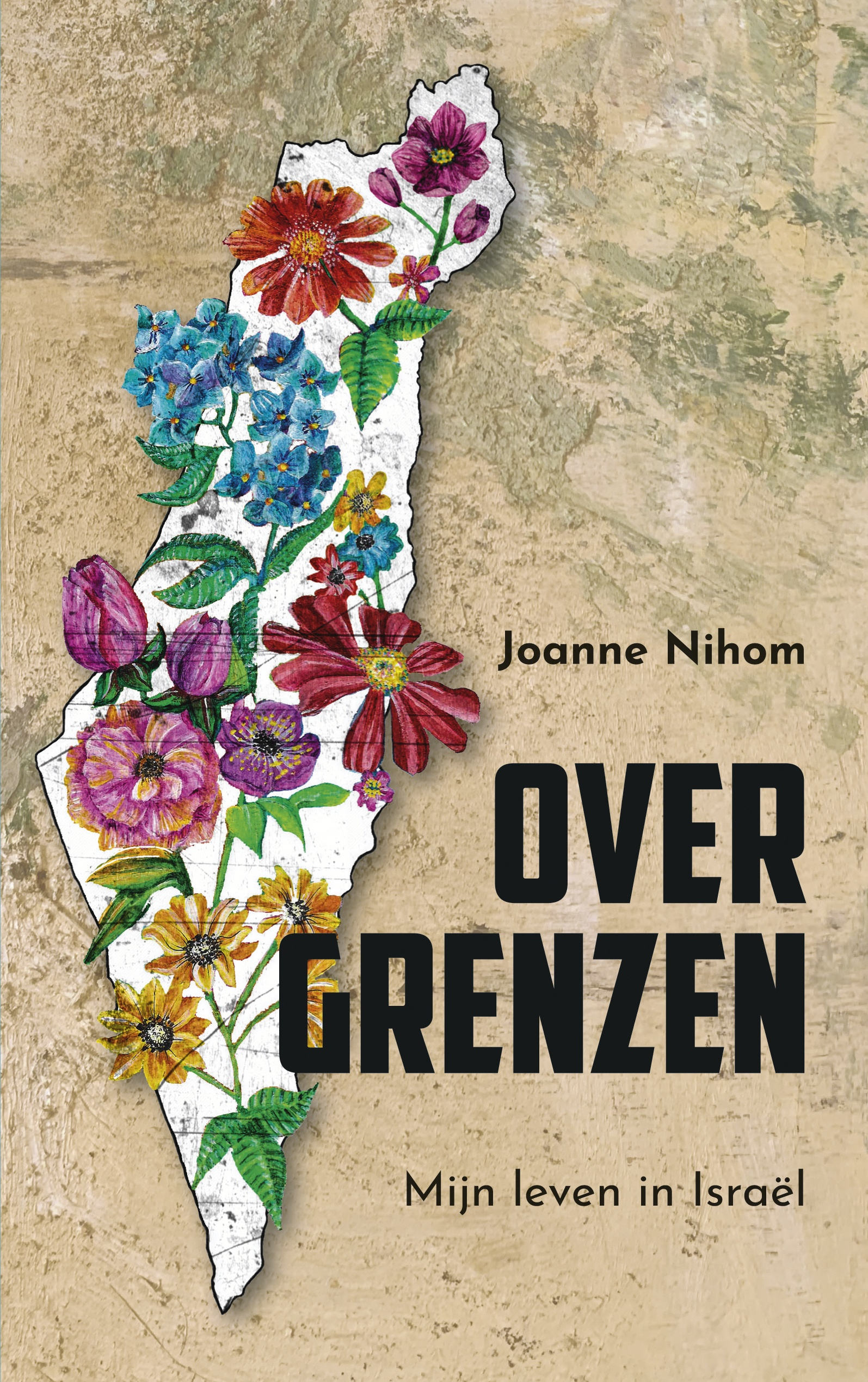 Het boek Over Grenzen Mijn leven in Israël
