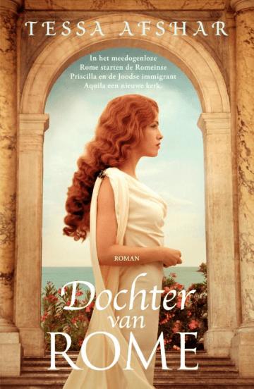 Het boek Dochter van Rome van Tessa Afshar