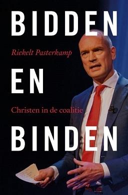 Het boek Bidden en Binden van Riekelt Pasterkamp