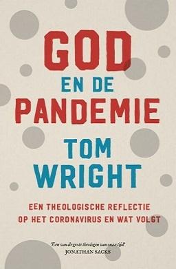 Het boek God en de Pandemie van Tom Wright