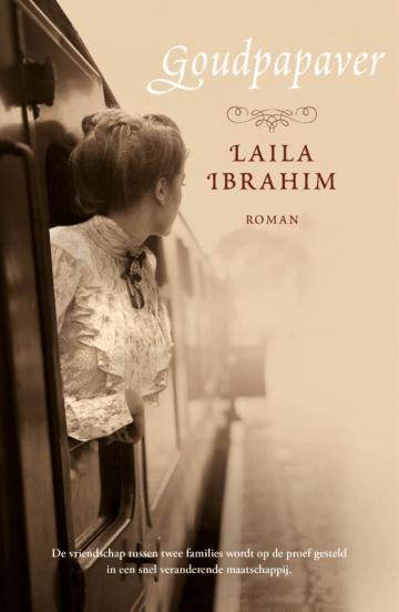 het boek Goudpapaver van Laila Ibrahim