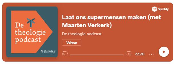 morgen wordt alles beter theologie podcast