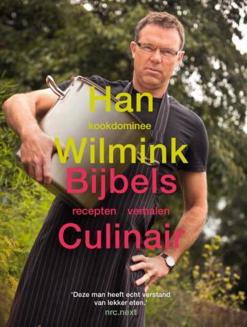 Het boek bjibels culinair, de tips voor het avondmaal
