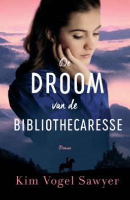 Het boek De droom van de bibliothecaresse van Kim Vogel Sawyer