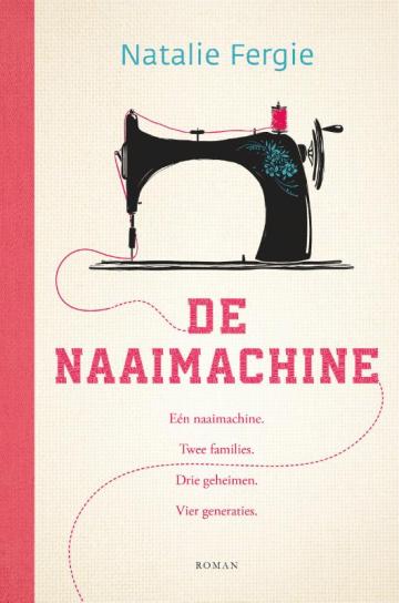 Het boek de naaimachine