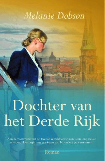 het boek dochter van het derde rijk