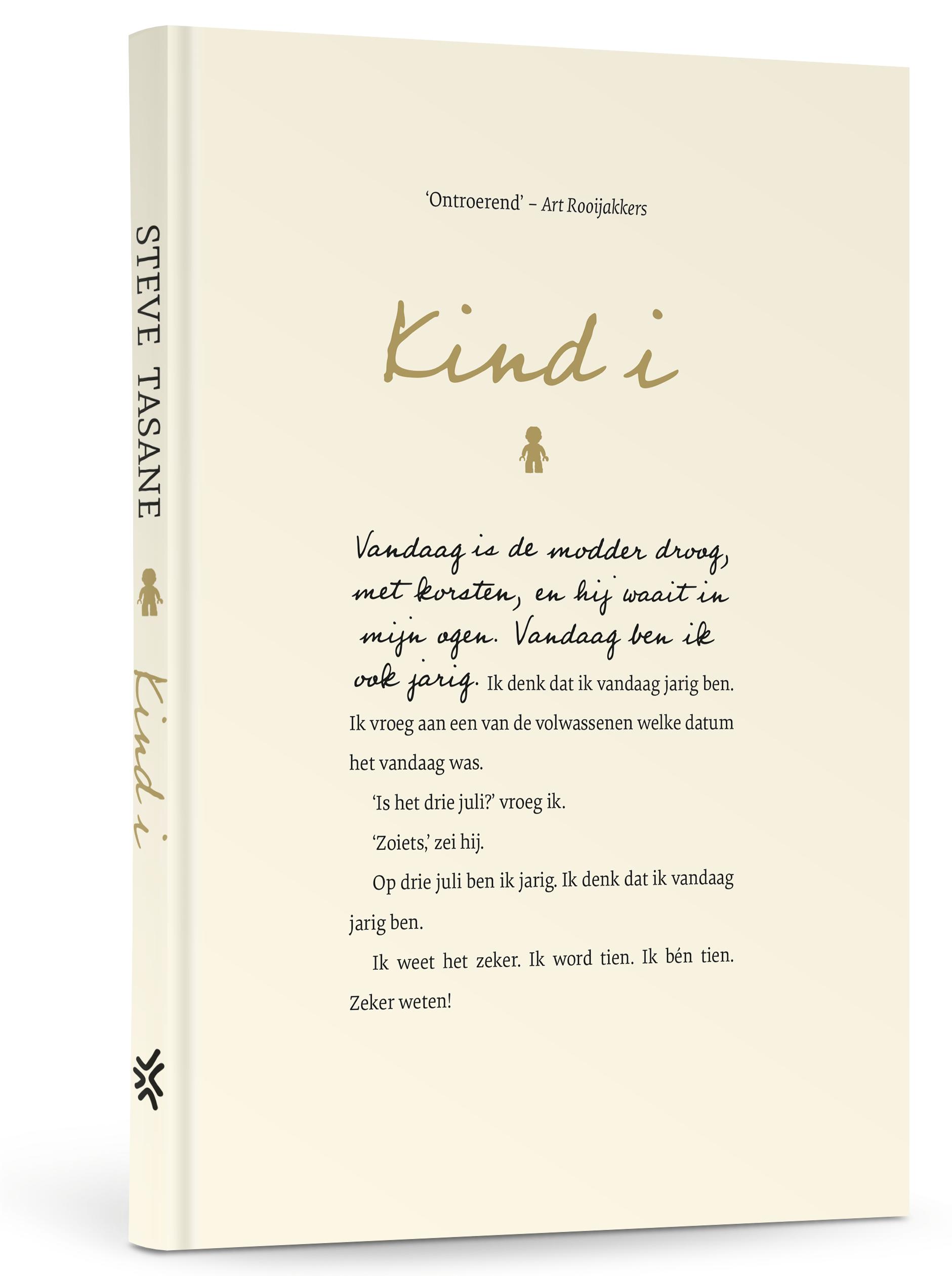 Cover van het boek Kind i