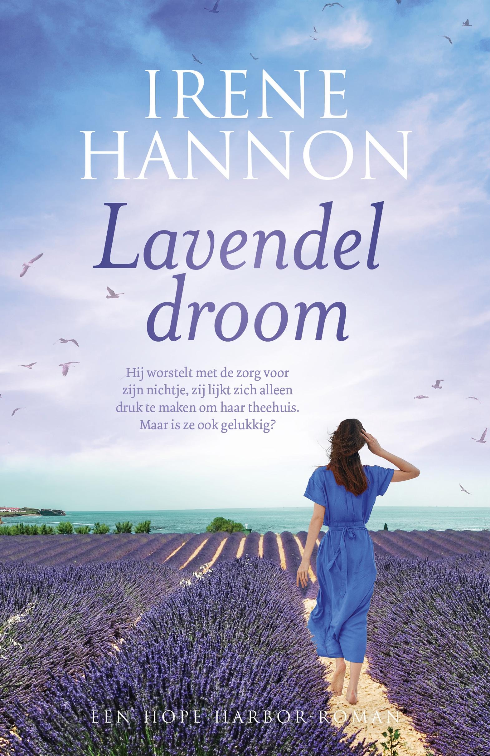 Het boek lavendeldroom van Irene Hannon
