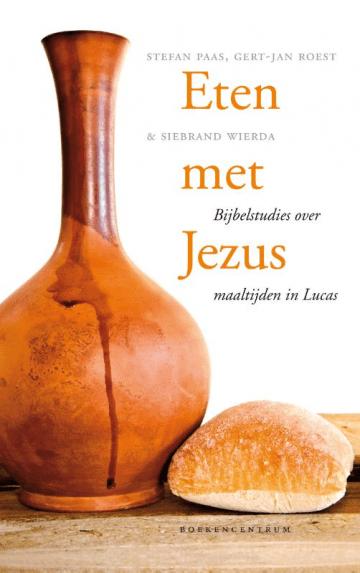 Het boek eten met Jezus