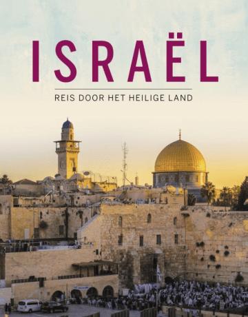 Tip voor Israël een boek over een reis door het heilige land